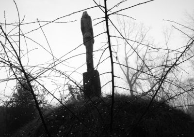 Holzplastik | Foto: Mike Kauschke